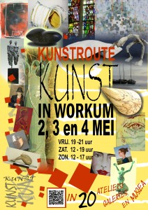 Spectaculaire opening-poster-kunstroute-2014