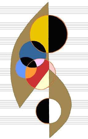 Workum - logo muziek begrijpt u het