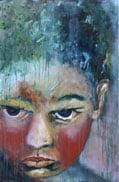 Portret uit kind van de rekening Ada Stel