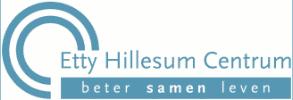 Geleende gezichten Etty Hillesum Centrum logo