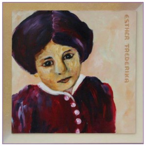 Geleende Gezichten   Esther Frederika