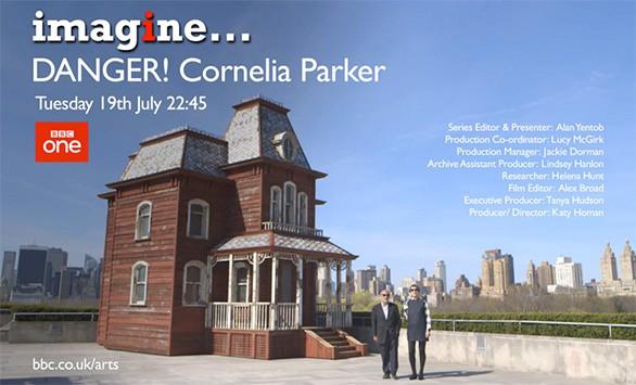 Kunstenaar Cornelia Parker bezoekt elfstedenstad Workum