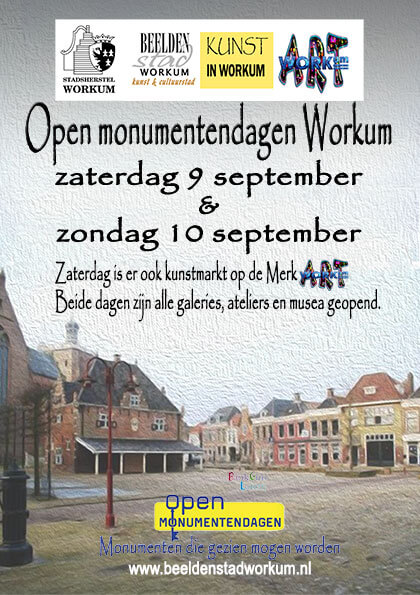 Open monumentendagen Workum