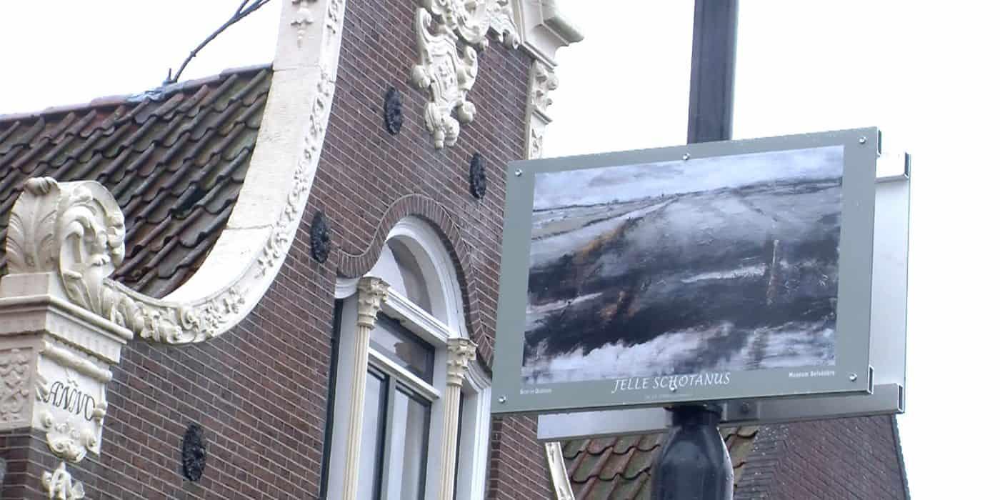 Panelen Friese kunstenaars