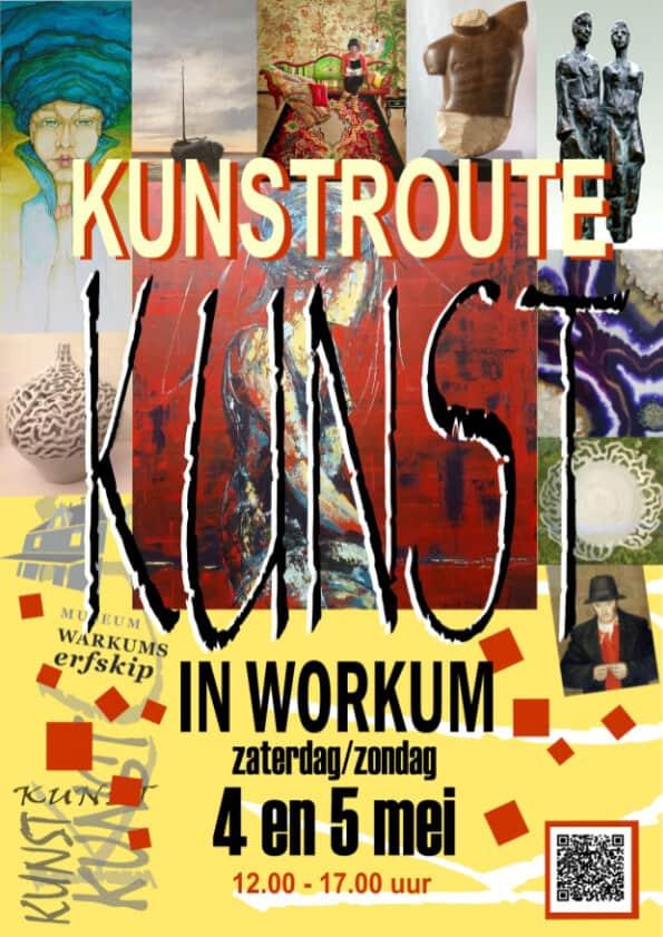 Kunstroute 2019 Workum
