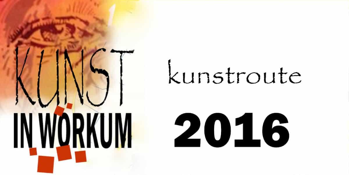 Kunstroute Workum 2016